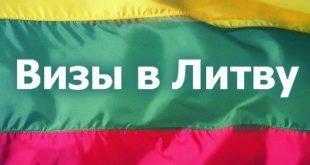 Виза в Литву Бар