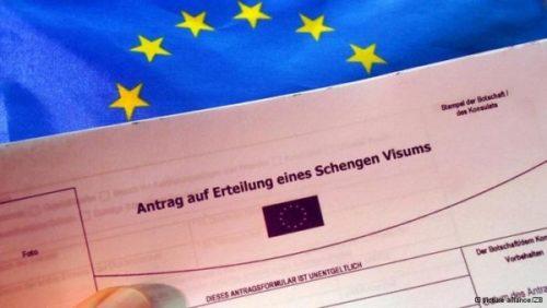 Рабочая виза в Германию шаг 3 - Запись на подачу документов
