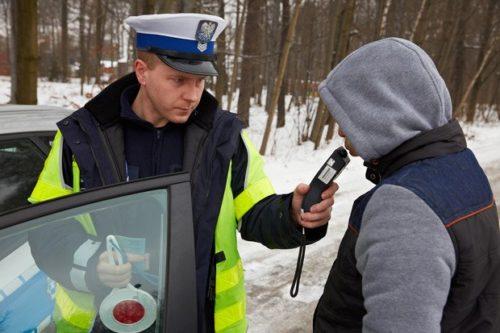 Штрафы в Польше за вождения в пьяном виде