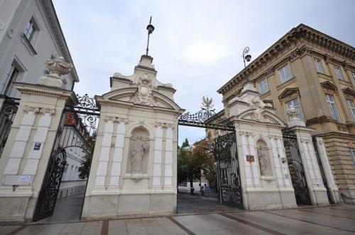 Історія Варшавського Університету.