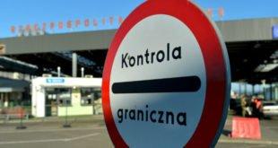 Новые правила пересечения границы Польши