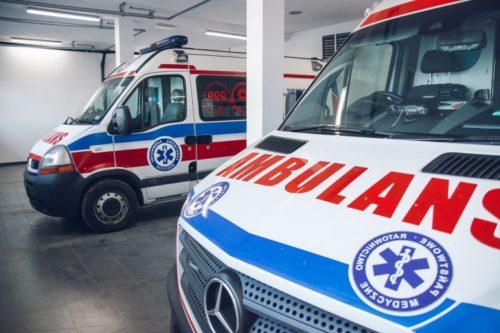 По какому принципу работает служба Pogotowie ratunkowe?