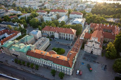 Варшавський університет - Фото Uniwersytet Warszawski