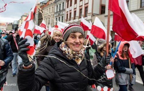 Отношение поляков к украинцам