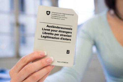 Aufenthaltsbewilligung (право на тимчасове перебування)