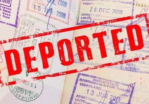 Депортація з Польщі та відмова в карті - що робити