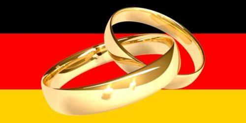 Укладання шлюбу з німцем - підсумки