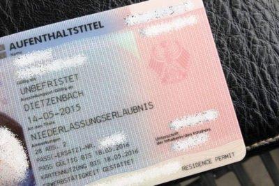 Укладання шлюбу з німцем ПМЖ (Niederlassungserlaubnis)