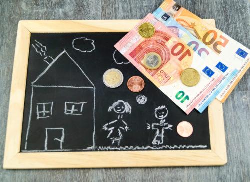 Декретна відпустка в Німеччині Отримання виплат на дитину