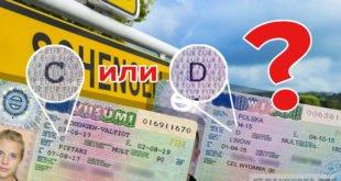 Разница между польской национальной и шенгенской визой