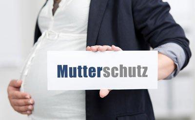 Декретна відпустка в Німеччині Mutterschutz для вагітної