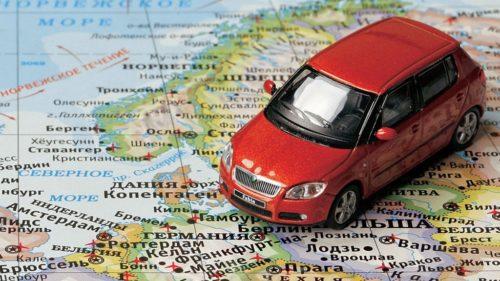 Как пригнать машину с Германии