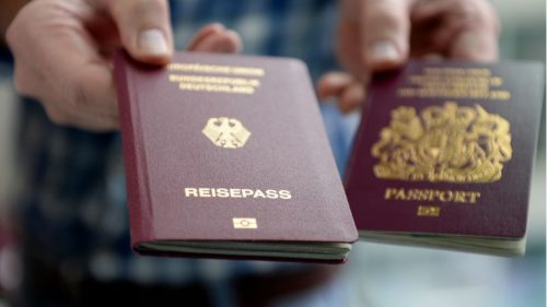 Niederlassungserlaubnis (постоянный вид на жительство)