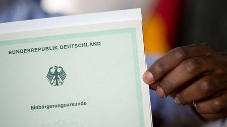 Можливість Ermessenseinsbürgerung – надання громадянства на розсуд