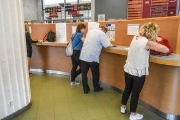 Як перевірити дату подачі документів у візовий центр