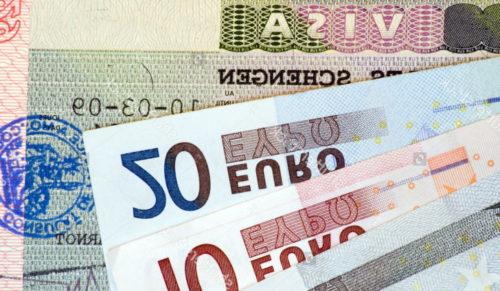 Бизнес виза в Германию Какая цена визы?