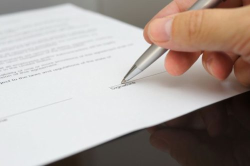 Які бувають типи Umowa o pracę?