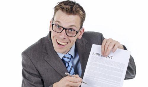 Umowa zlecenie — умова злецення