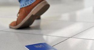 Что делать, если вы потеряли свой загранпаспорт?
