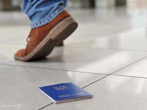 Що робити, якщо ви втратили свій закордонний паспорт?
