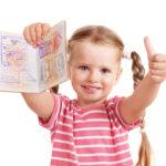 Оформление немецкой визы для ребенка