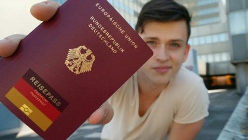 Получение паспорта гражданина Германии