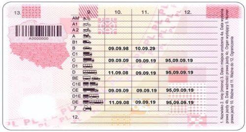 Потрібні спеціальні документи для роботи водієм?