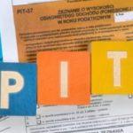 Заполнение PIT-37 и расчет подоходного налога в Польше