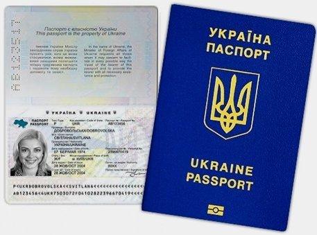 Паспорт гражданина Украины для выезда за границу (загранпаспорт)
