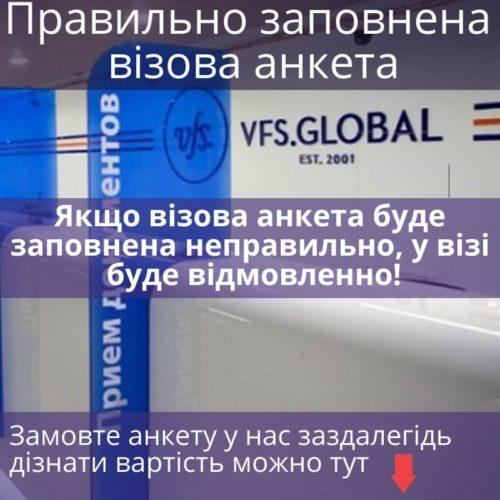 Візовий центр Польщі Київ