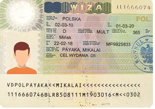 Что такое польская Воеводская виза