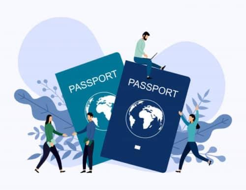 Годовая виза