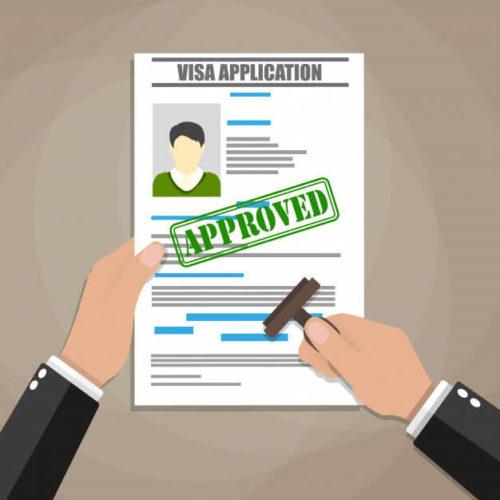 нововведения в анкету на получение визы