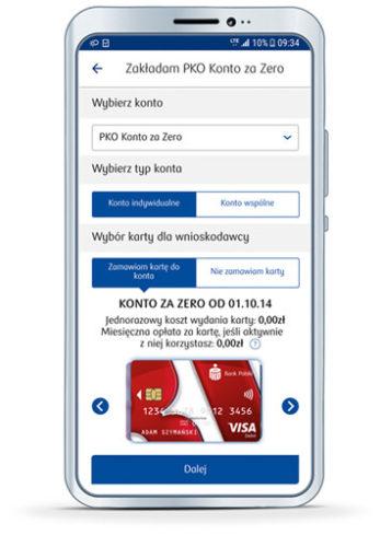 Услуги, оказываемые банком PKO Bank Polski