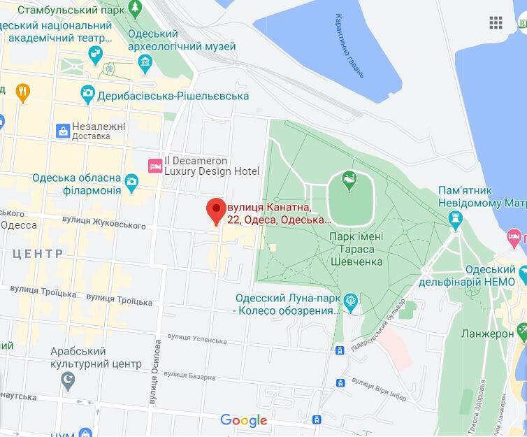 Візовий центр Чехії Одеса
