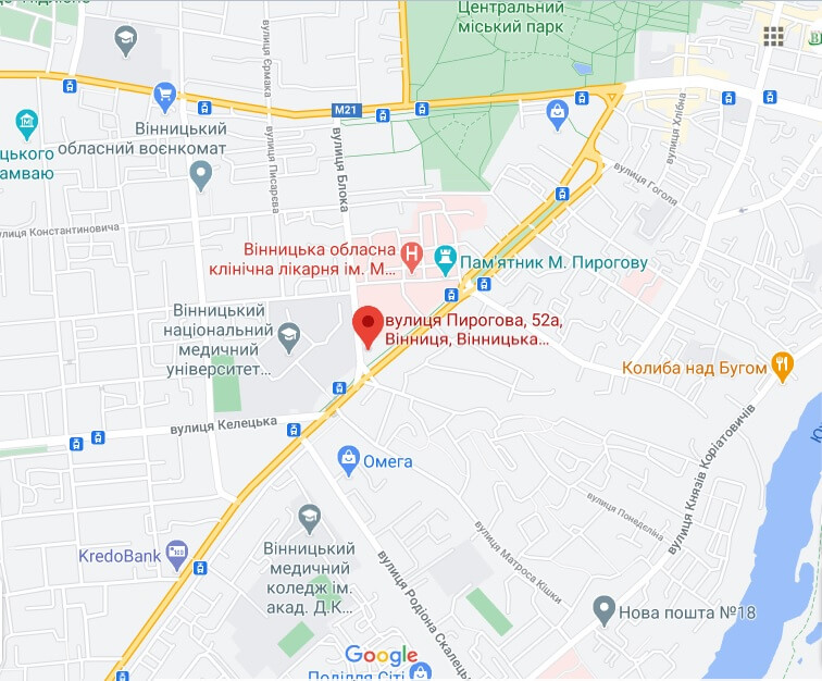 Визовый центр Польши Винница