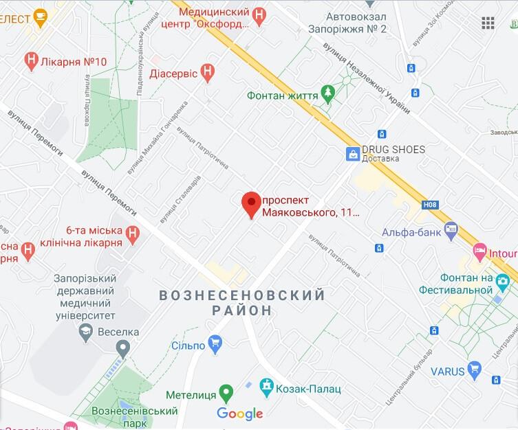 Визовый центр Польши Запорожье